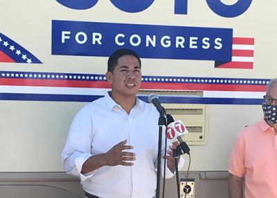 Rudy Soto RV campaign tour provided photo