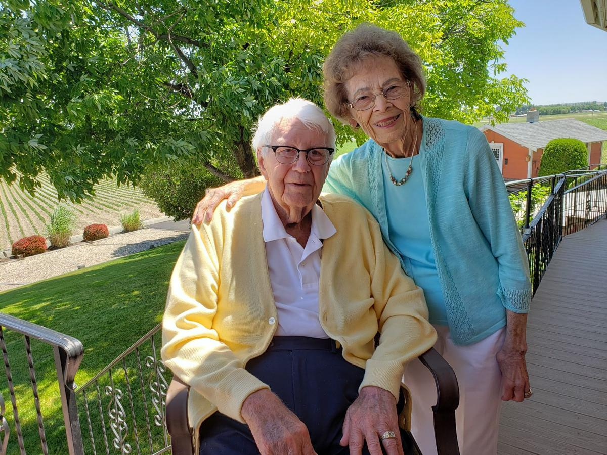 Happy No. 70, Gerry and Lorene Guentz