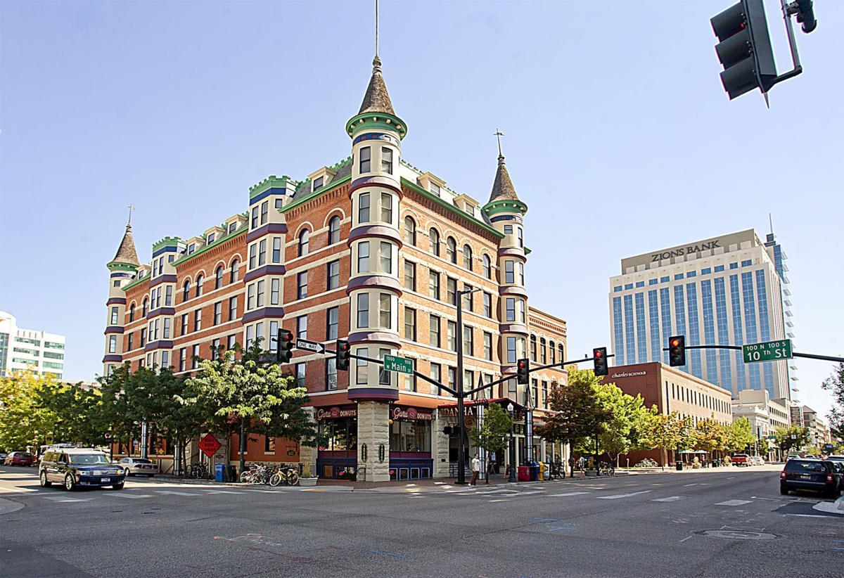 Idanha Building