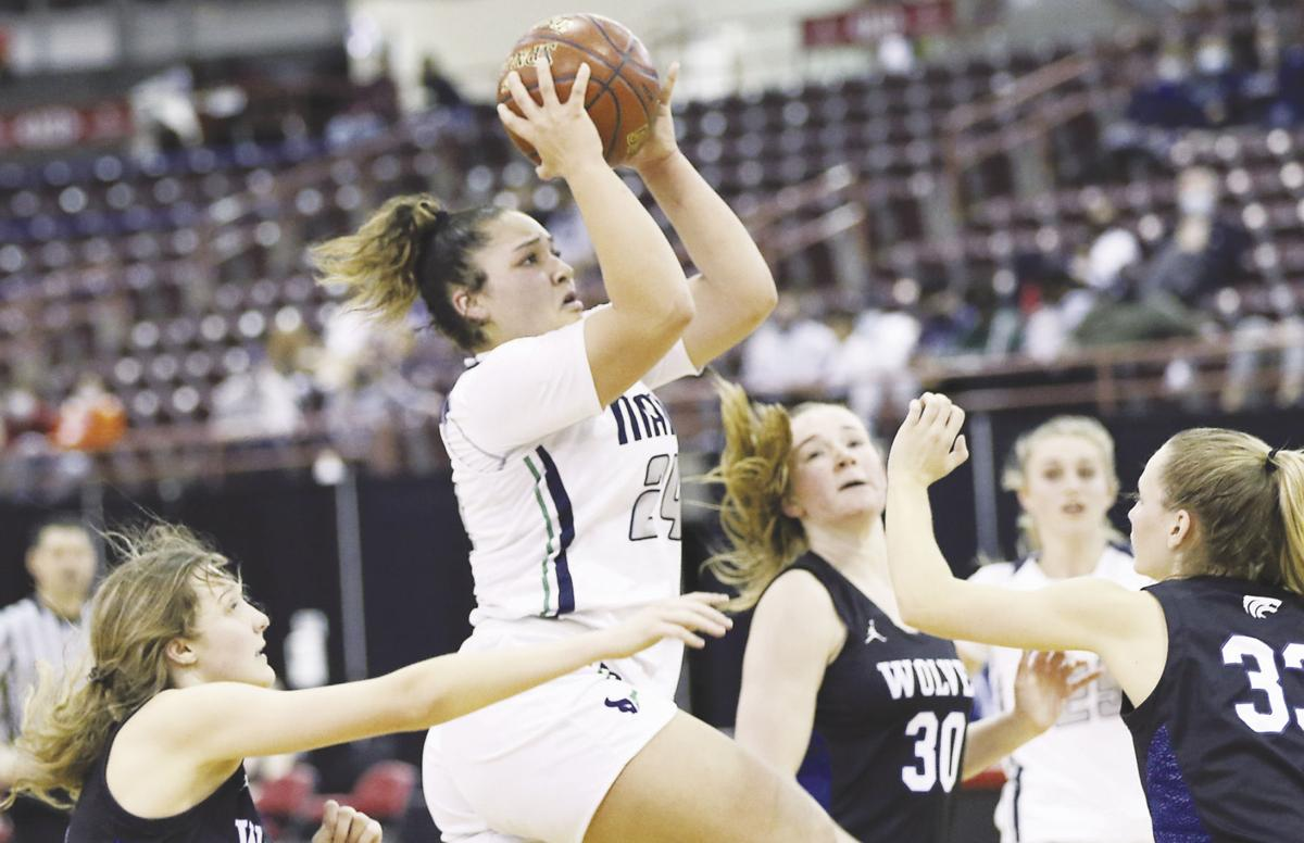 5A Girl's State BASKETBALL (Mountain View vs Timberline)