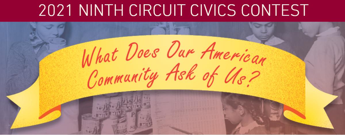 2021 Ninth Circuit civics contest