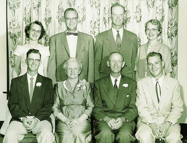 Skinner Family