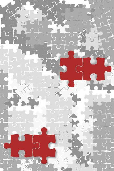 Puzzle Borders