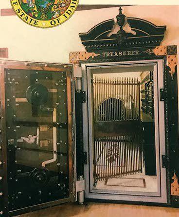 treasurer vault