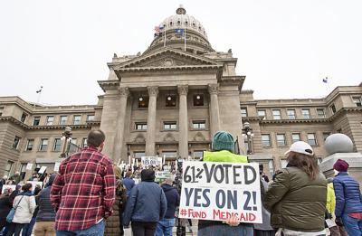 Medicaid Rally