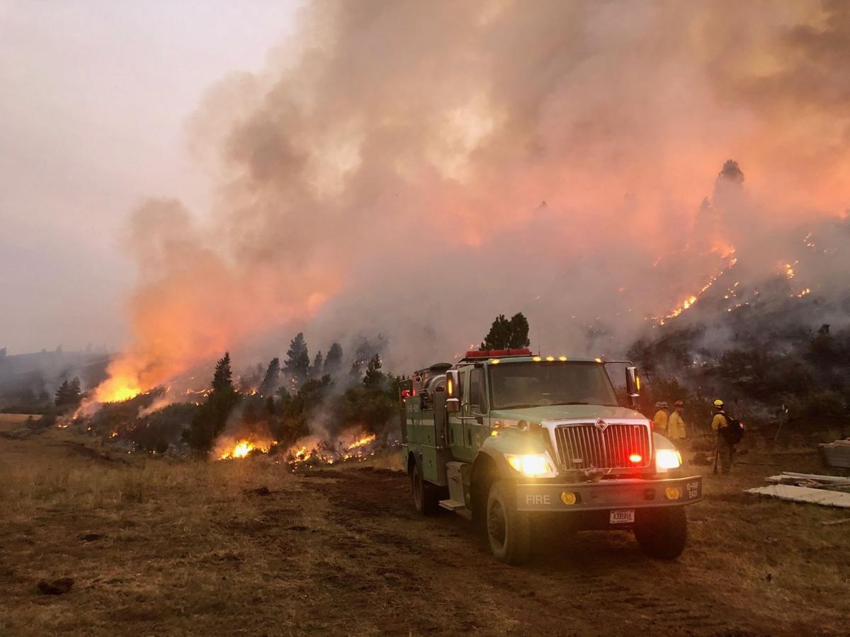 The Woodhead Fire