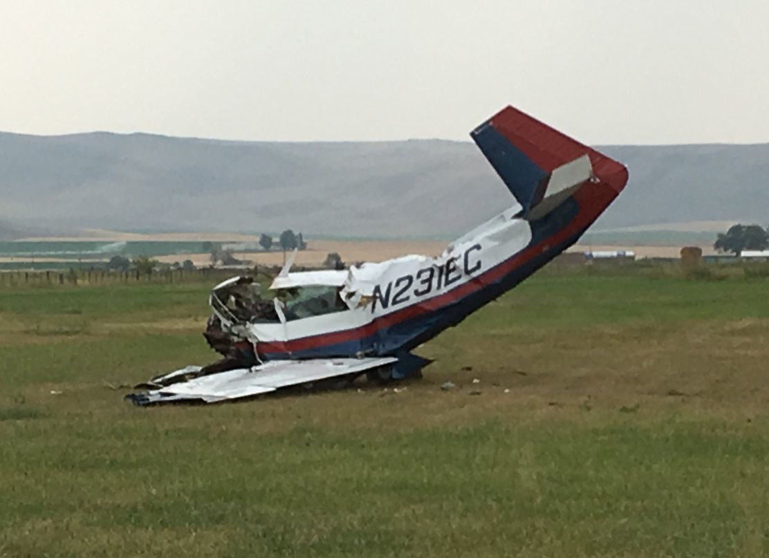 2 dead in plane crash that left from Caldwell   Local News ...