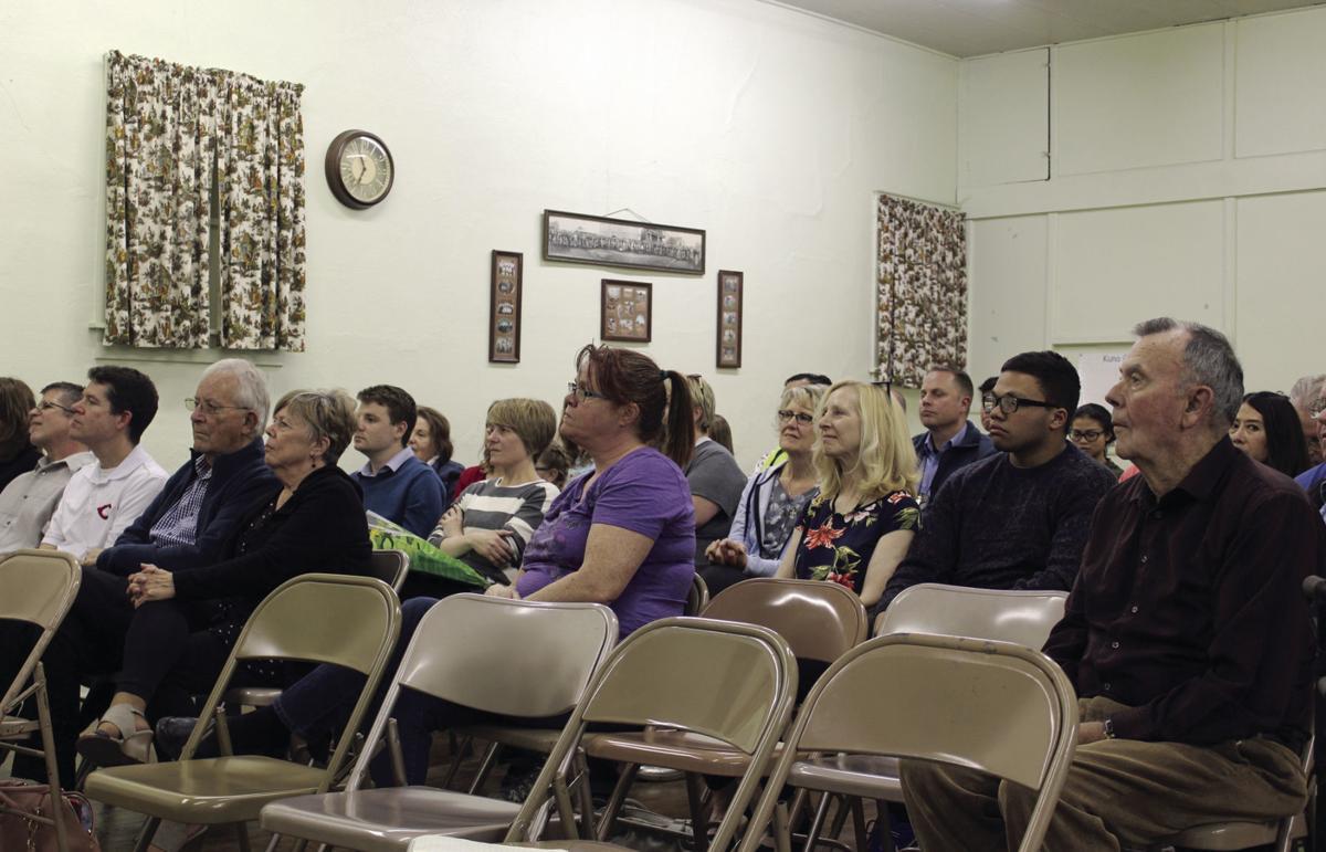 Community members gather for Kuna Grange open house