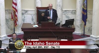 Winder addressing Senate screenshot 4-30-21