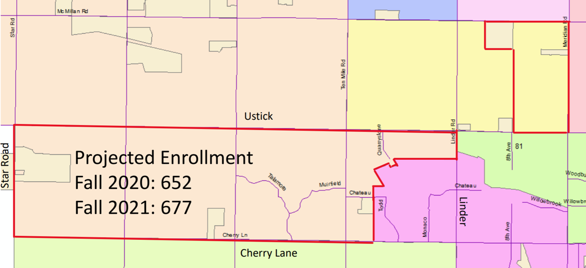 West Ada Calendar 2021 West Ada approves new elementary attendance areas, considers 2020