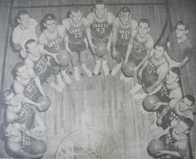1958 Emmett Huskies