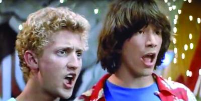 Boise Classic Movies Presents: 'Bill and Ted's Excellent Adventure'