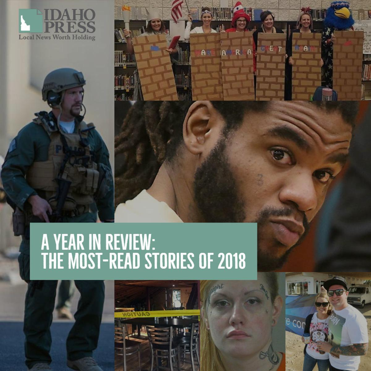 A year in review: Our top stories of 2018 | Local News