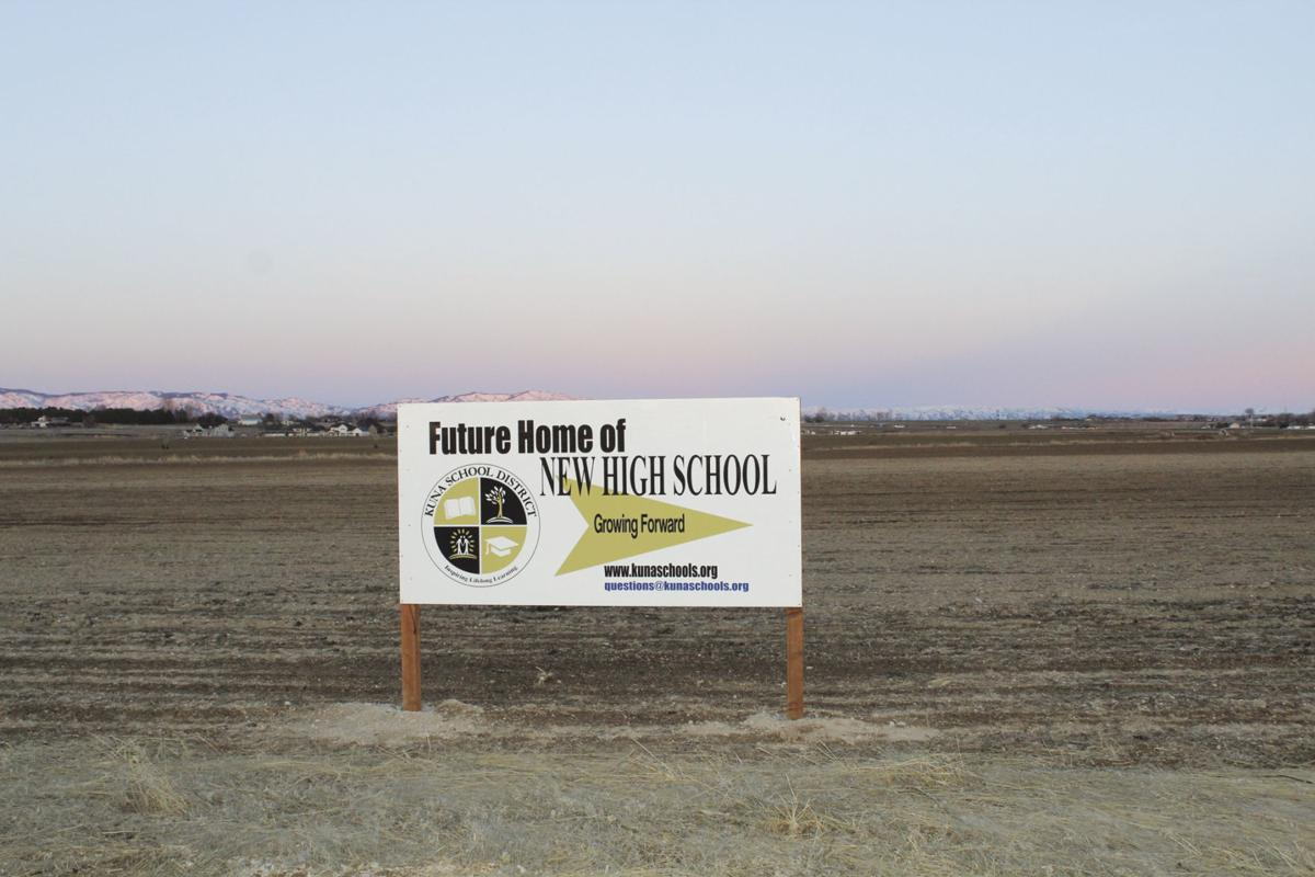 Site for new Kuna career technical high school