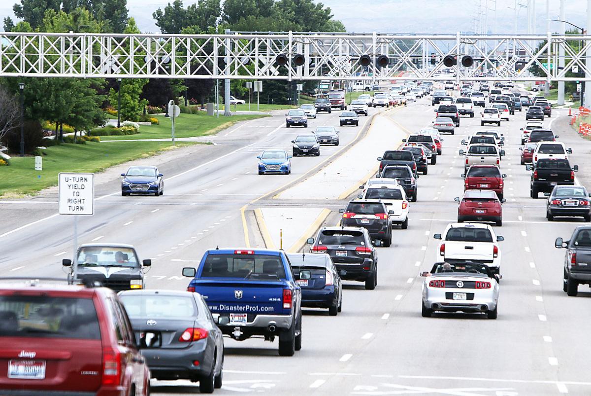 Eagle Road traffic (copy)
