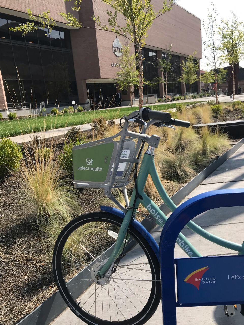 Boise GreenBike