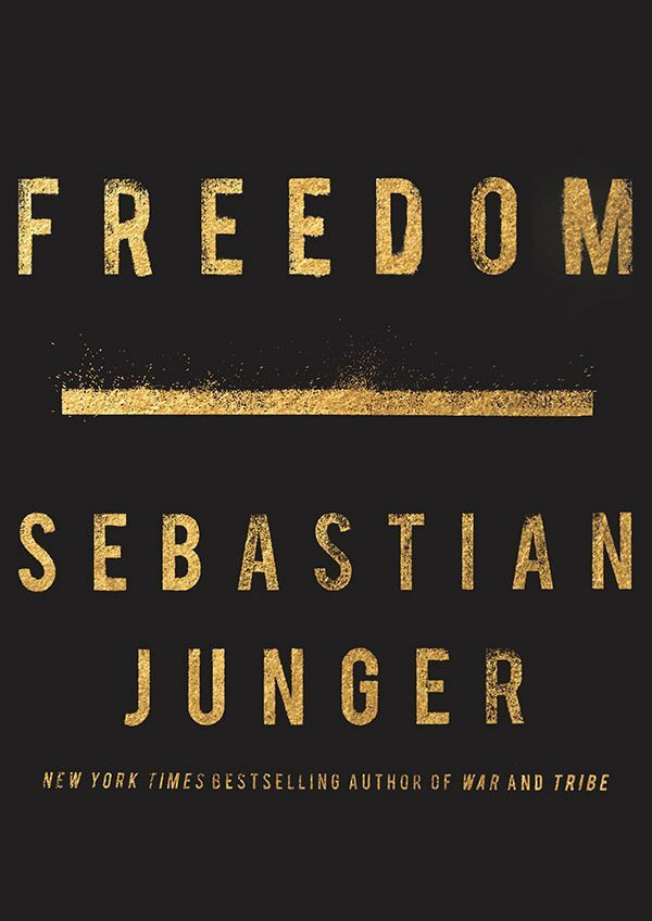 'Freedom' cover