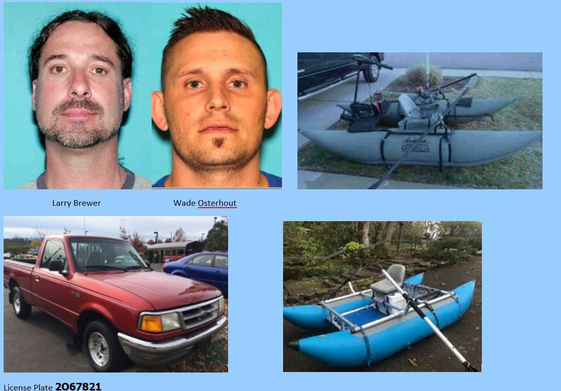 Nampa men reported missing after fishing outing | Idaho Press