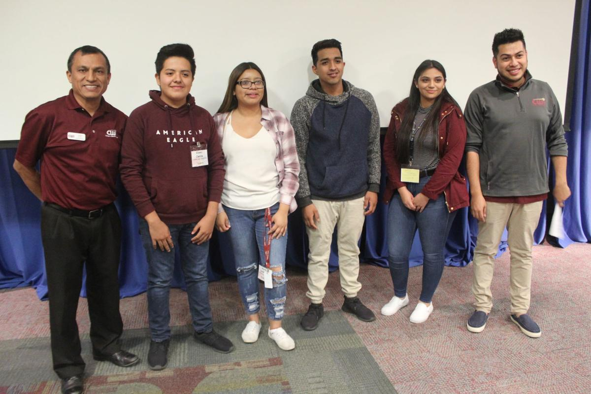 Canyon County students Hispanic Youth Leadership Summit