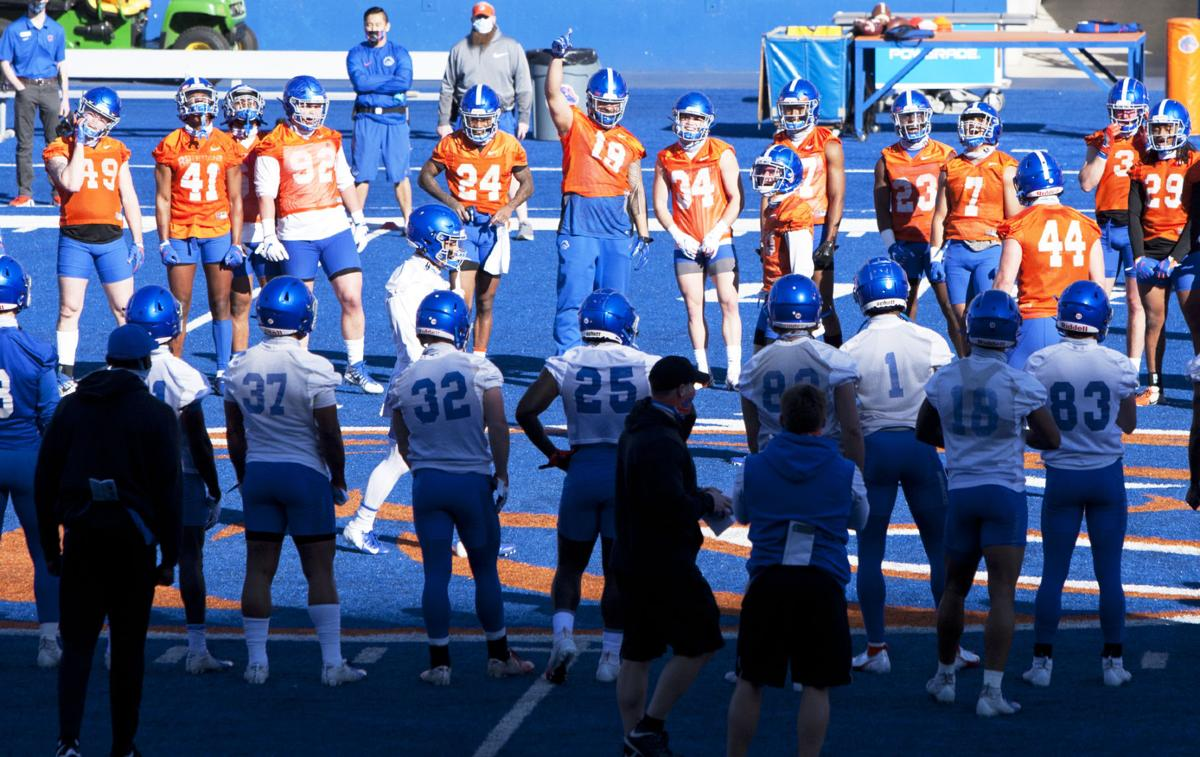 Ten things to watch as Boise State football starts fall camp