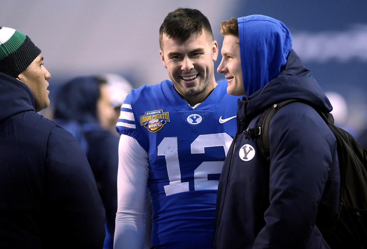 Boise native Tanner Mangum plays final collegiate game for ...
