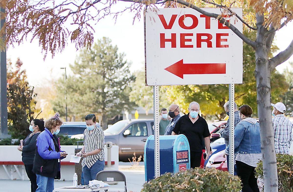 Ada County Voting