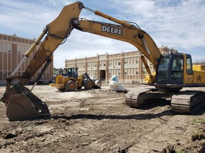 Pocatello High School renovations phase two