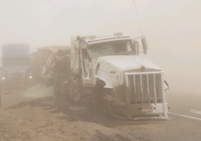 Interstate 86 wrecks