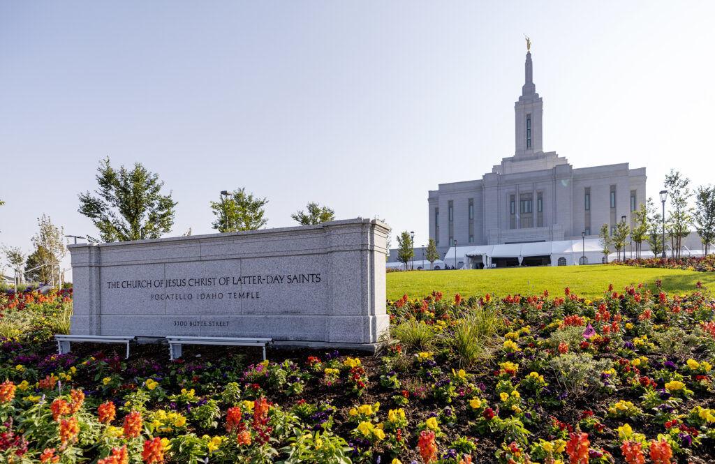 Pocatello Idaho Temple