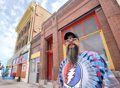 BUYING HISTORY: Local man purchases several downtown