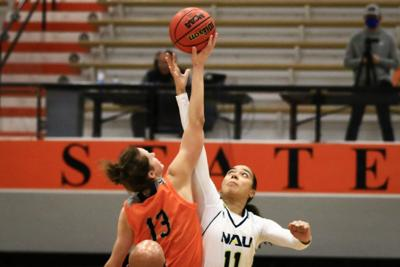 Ellie Smith vs. NAU