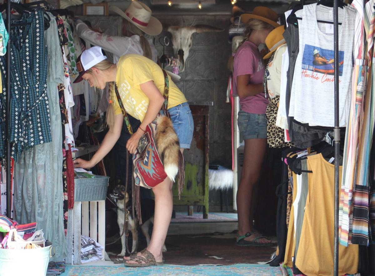 Vendors Thrive at High School Rodeo 2