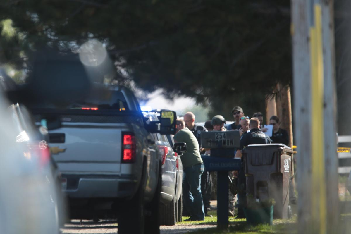 Ammon Road shooting