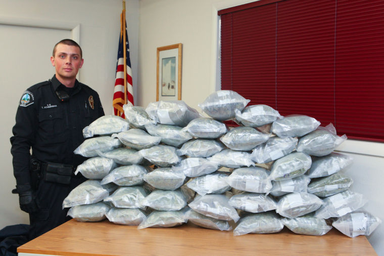 Record drug bust: Soda Springs traffic stop nets pot worth
