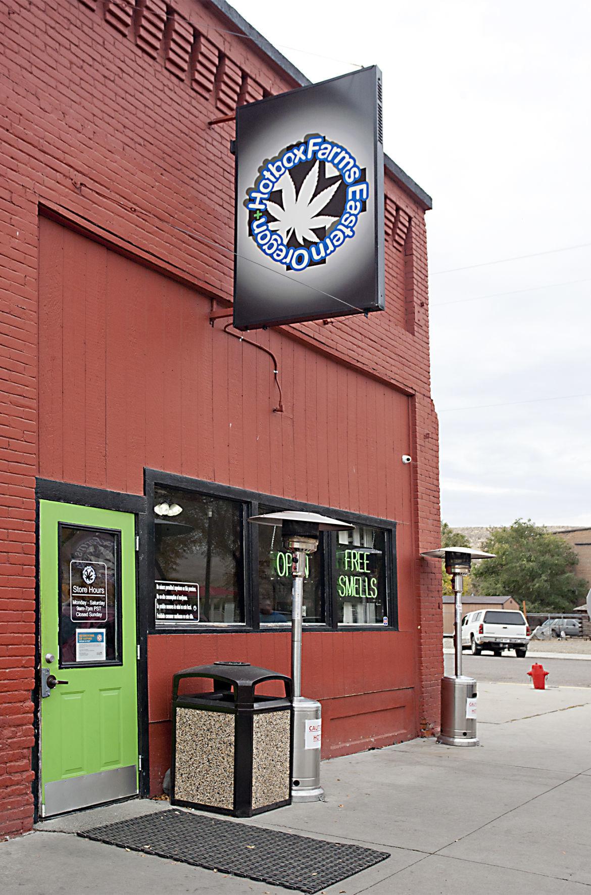 Oregon town on the Idaho border will vote on legal marijuana
