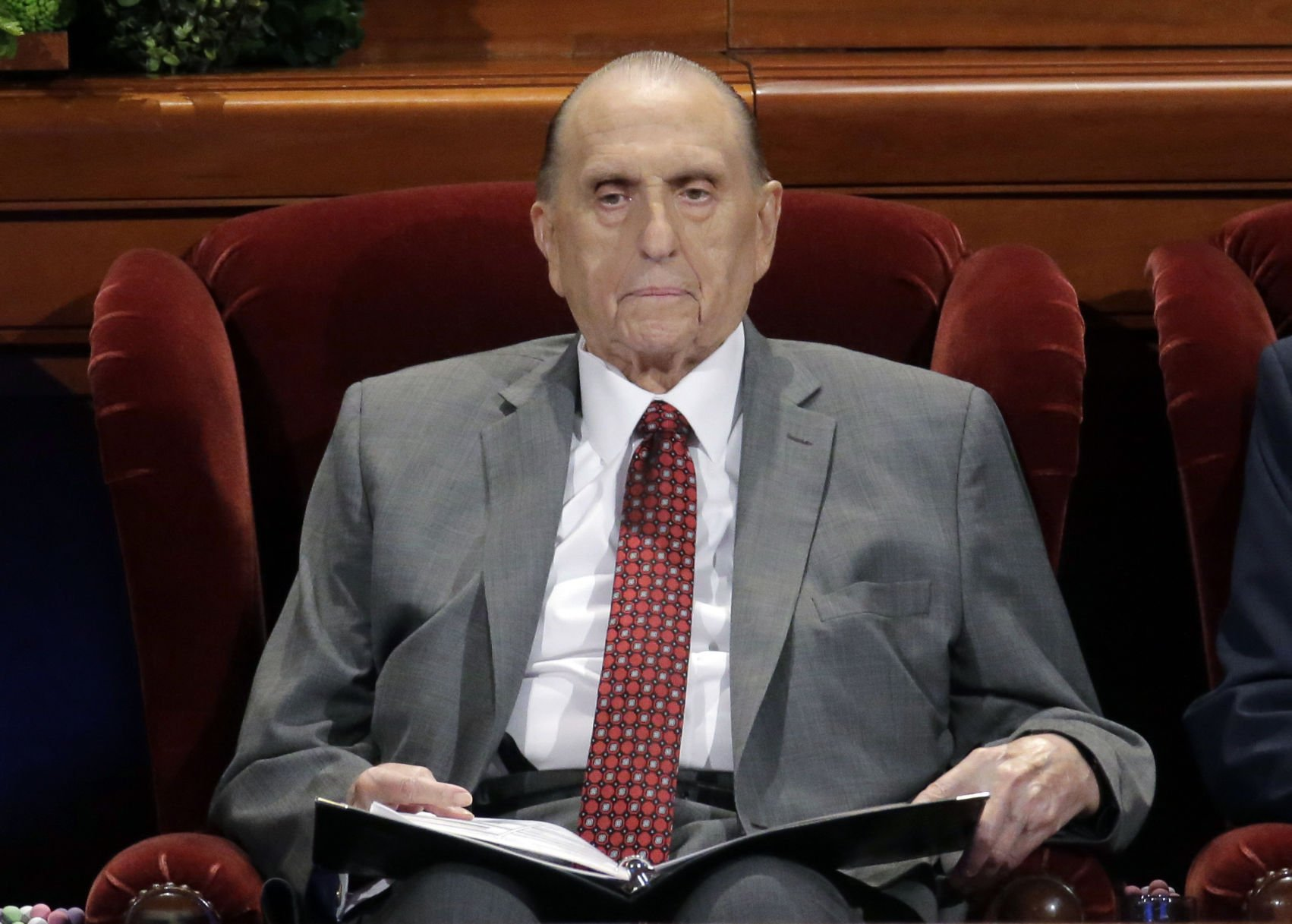 LDS apostle hospitalized, will miss church's General Conference