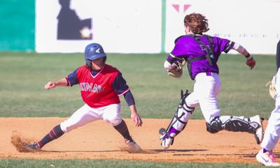 Century Pocatello baseball