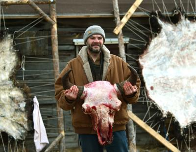 Exchange Bison Carcasses