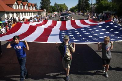 Fourth of July Parade MAIN