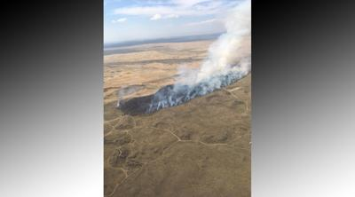 5 East Idaho wildfire started by exploding targets