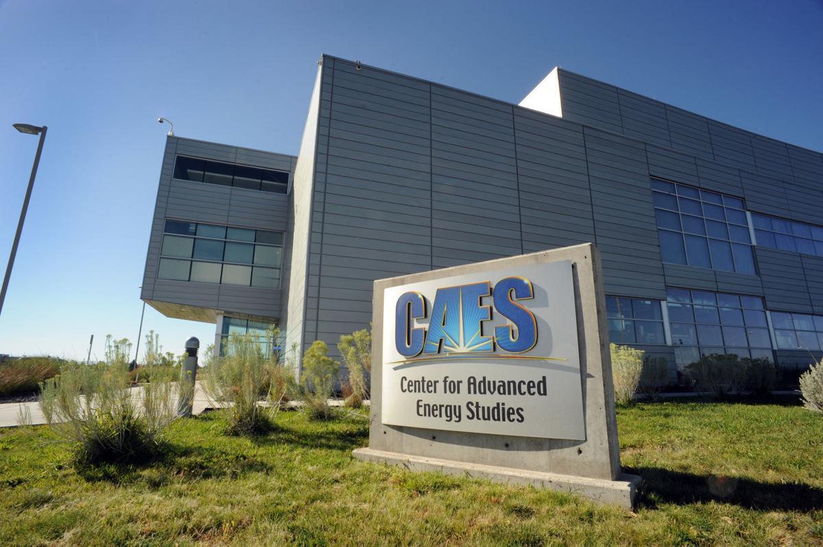 CAES building