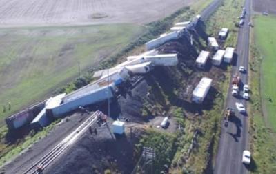 Bancroft derailment