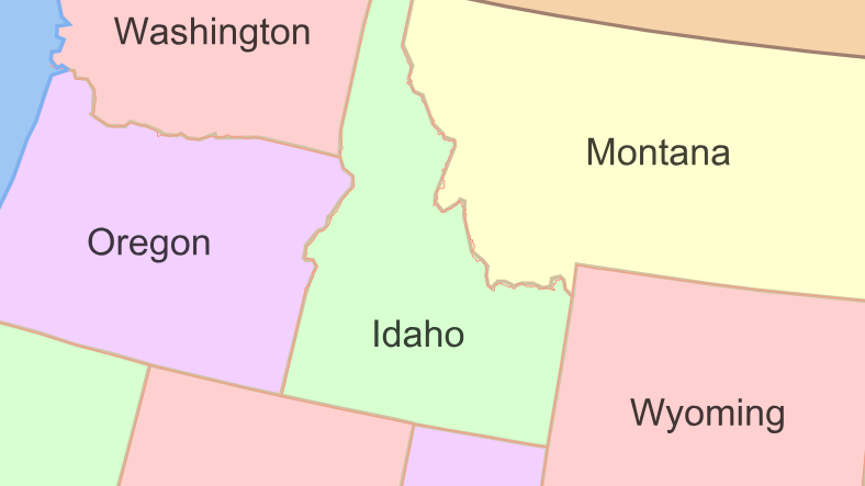 Proposed 51st state would include parts of Idaho, Washington