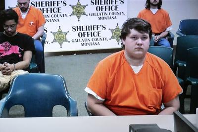 Gage Roush court appearance