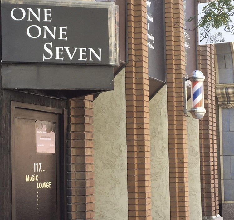One One Seven Front