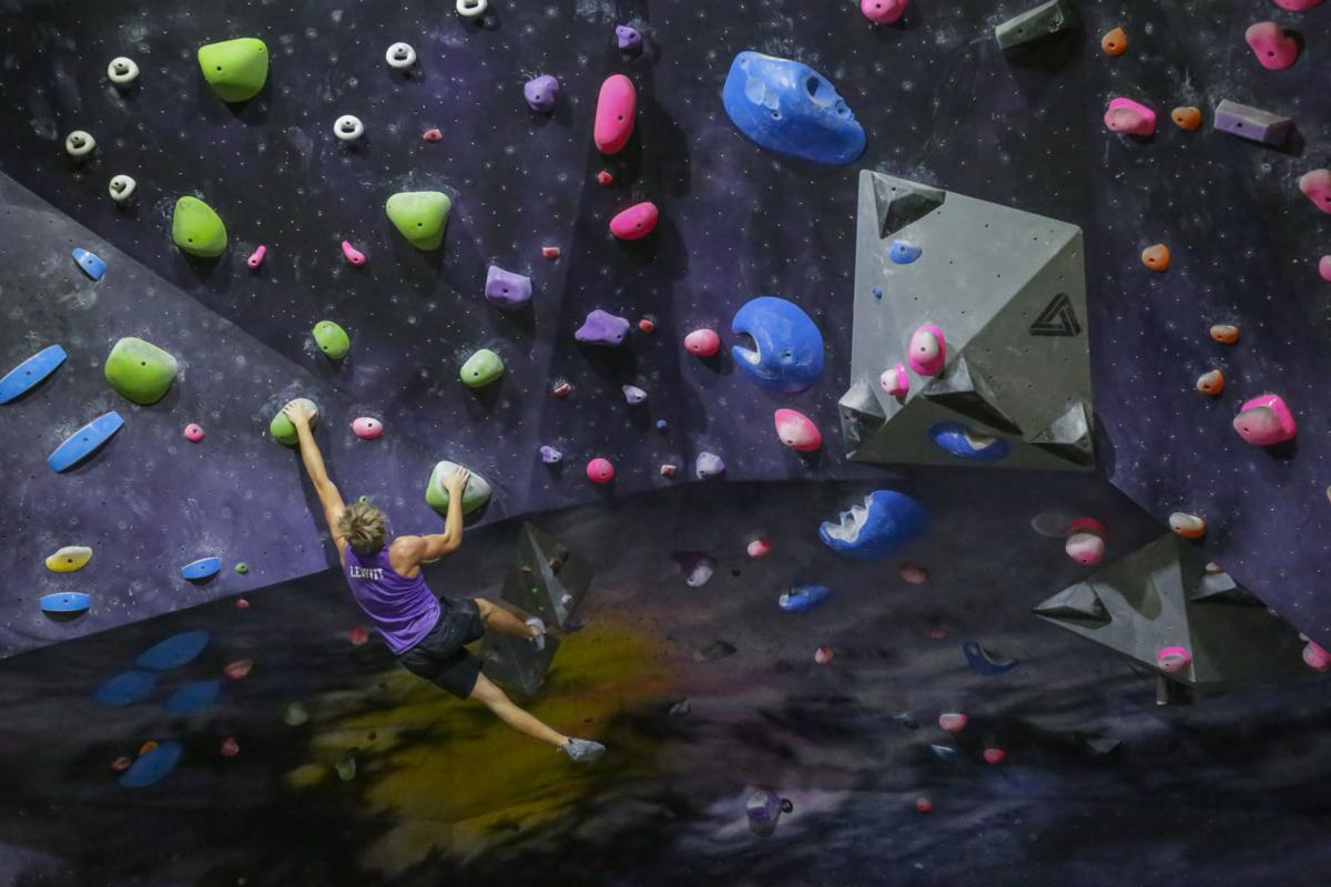 The Edge Climbing and Fitness
