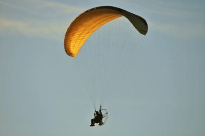 Pocatello man dies in paragliding crash in Lemhi County | Local