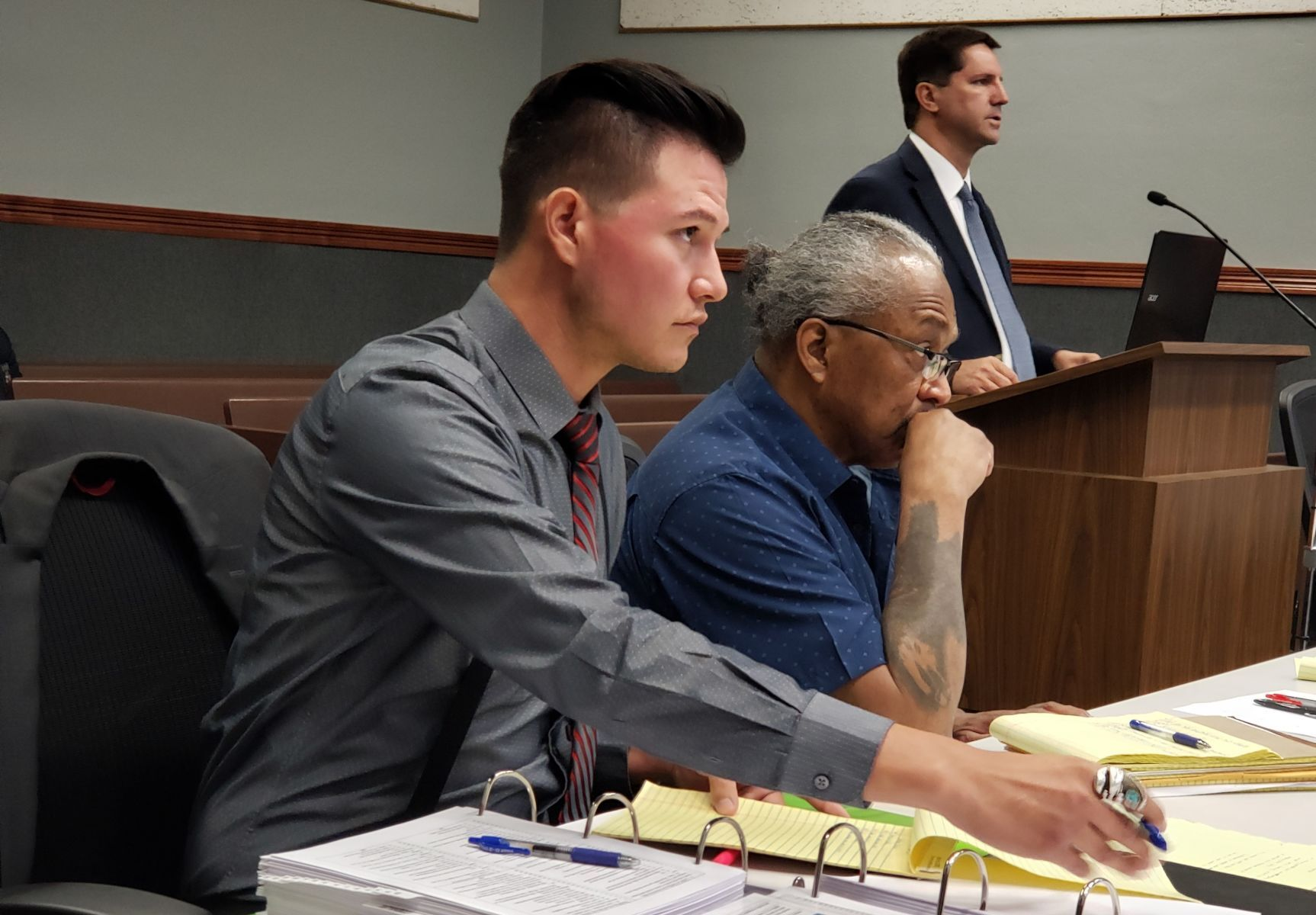 First witnesses testify in retrial of Fort Hall man accused of beating bouncer to death