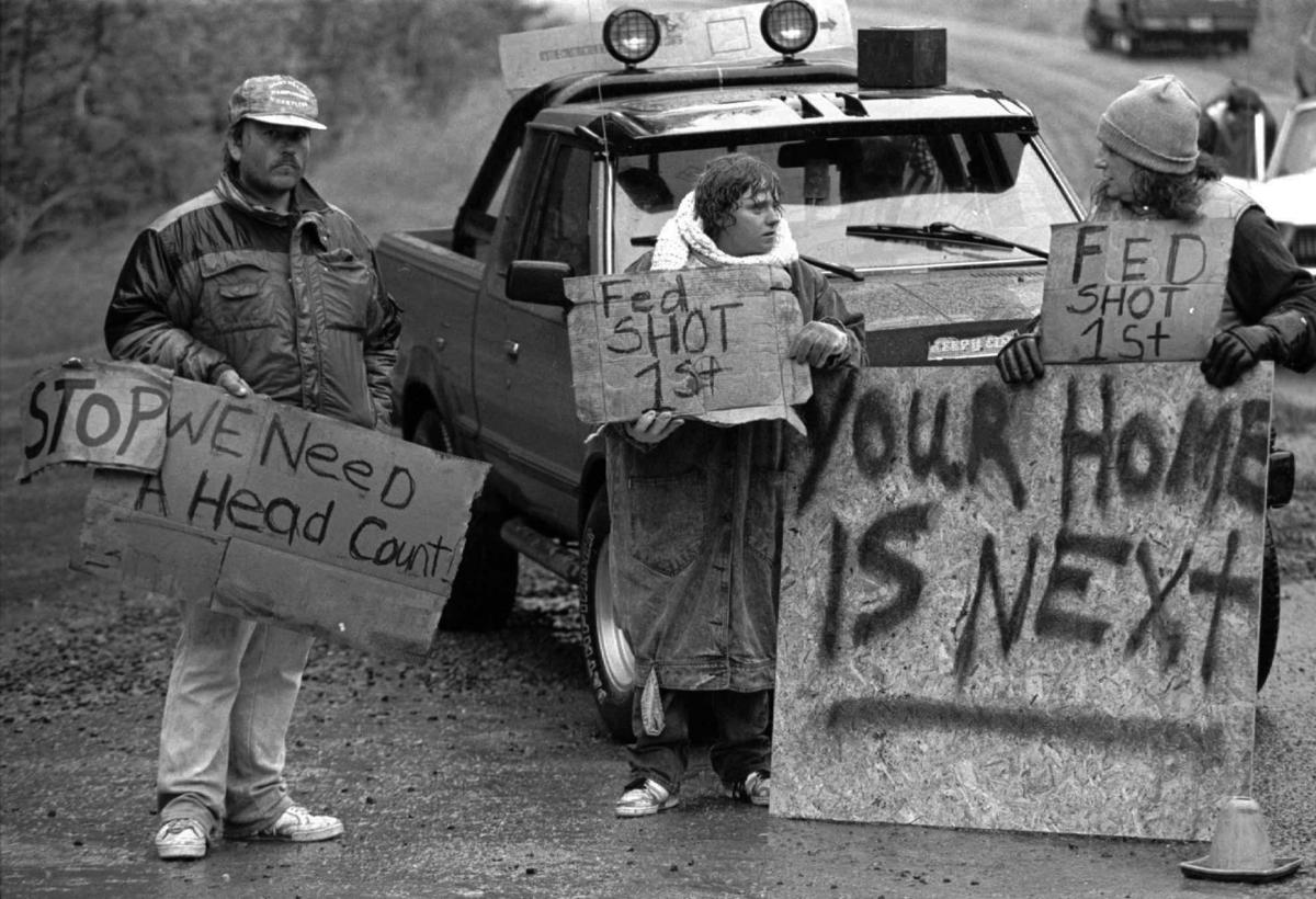 25 years later, Ruby Ridge standoff still inspires militia groups