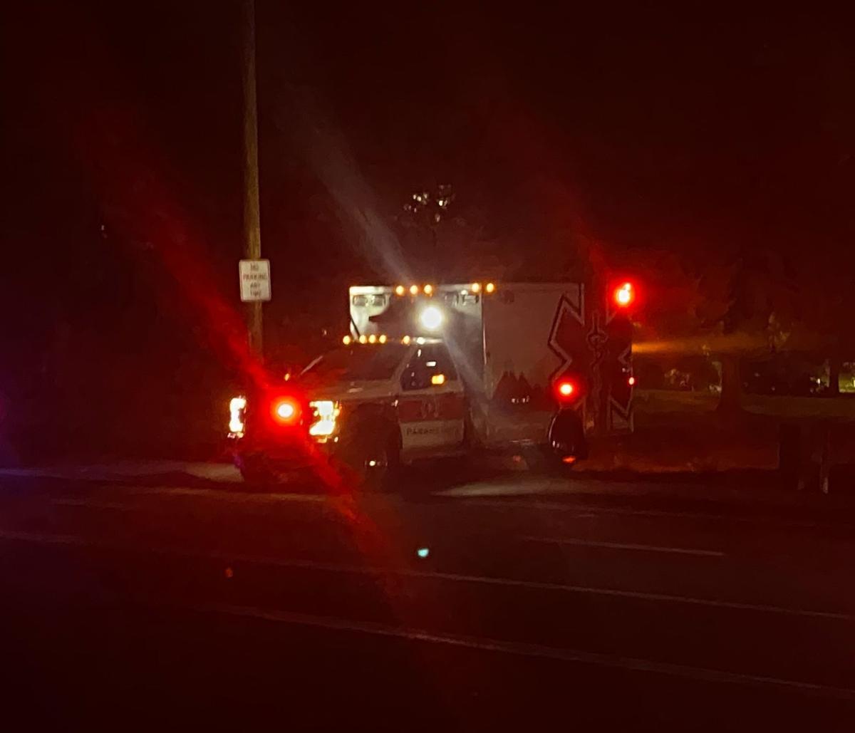 Pocatello Creek Road shooting